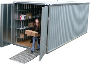 Material Container